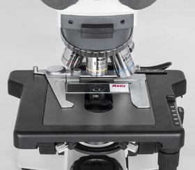 Motic Microscoop BA410E trinoculair 100W