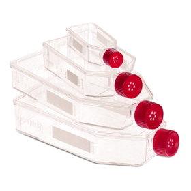 Celcutuurflessen met filterschroefsluiting 50 ml