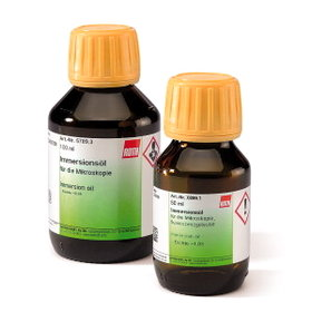Immersion oil 500 ml