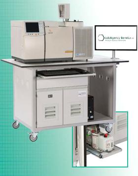 LabAgency GC-WorkStation GCWS-01R/L