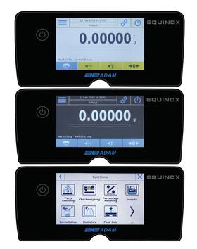Adam Semi-micro balans Equinox EAB 125i