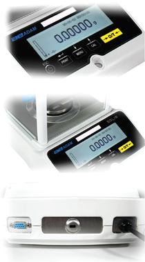 Adam Semi-micro balans Solis SAB 225i